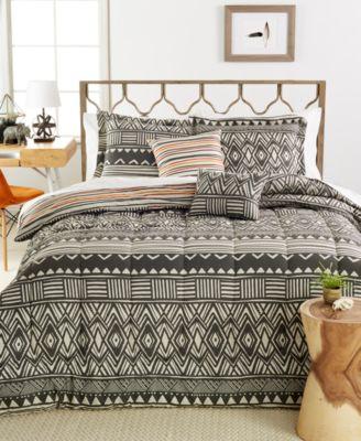 tribal 4pc twintwin xl comforter set - Twin Xl Comforters