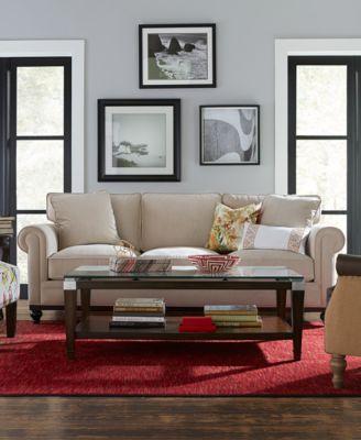 Martha Stewart New Club Living Room Furniture