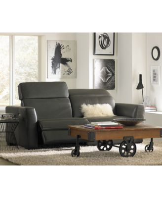 Nicolo Sofa With 2 Power Recliners