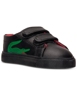 Lacoste Toddler Boys' Marcel Clc Casual Sneakers from Finish
