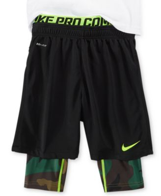 nike 3 4 tights. nike boys\u0027 core competition 3/4 tights 3 4