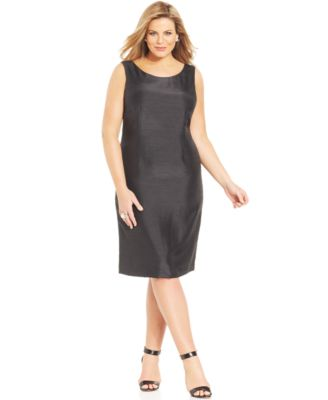 Le Suit Plus Size Floral Topper Dress Suit - Wear to Work - Women ...