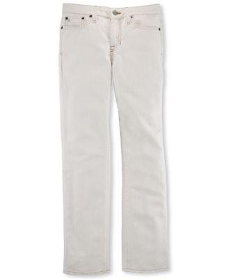 Ralph Lauren Little Boys&39 5-Pocket Skinny Jeans - Kids - Macy&39s