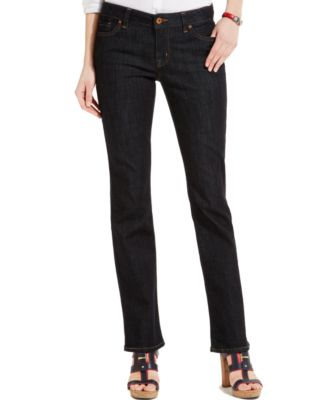 Tommy hilfiger curvy boot cut jeans
