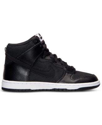 Nike Women's Dunk High Skinny Casual Sneakers from Finish Line