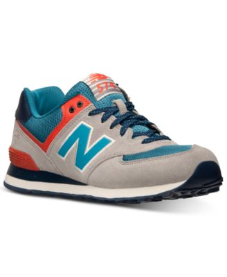 mens new balance 574 out east casual shoes