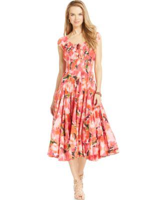 Grace elements maxi dress
