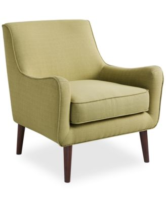 Kendall Fabric Accent Chair Direct Ship Furniture Macy S