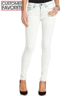 Levi's® Juniors' High-Rise Skinny Jeans - Jeans - Juniors - Macy's