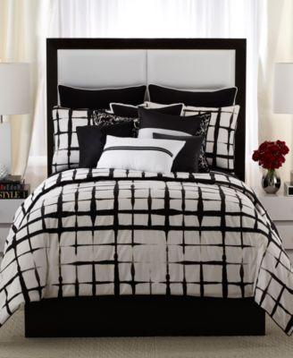 vince camuto basel full/queen comforter mini set - bedding