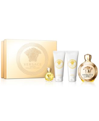 Versace Eros Pour Femme Gift Set - A Macy's Exclusive - Shop All ...