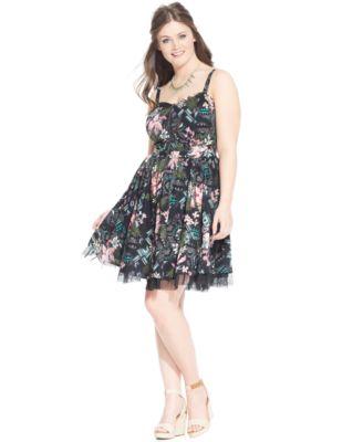 Plus Size American Dress Fashion Dresses