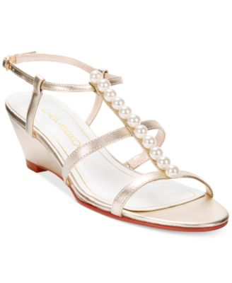 Bandolino Gia Evening Wedge Sandals Sandals Shoes Macy S