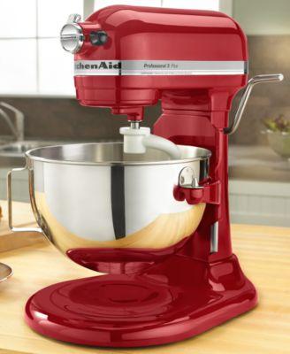 Kitchenaid Kv25g0x Professional 5 Plus Qt Stand Mixer