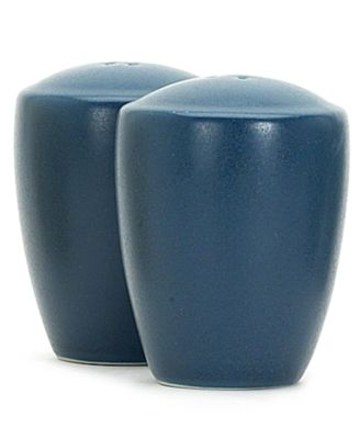 "Noritake ""Colorwave Blue"" Salt & Pepper Set"