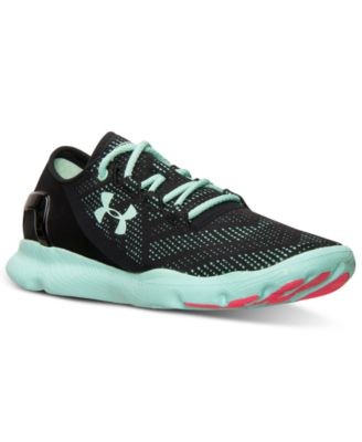 Under Armour Women's Speedform Apollo Vent Running Sneakers from Finish Line