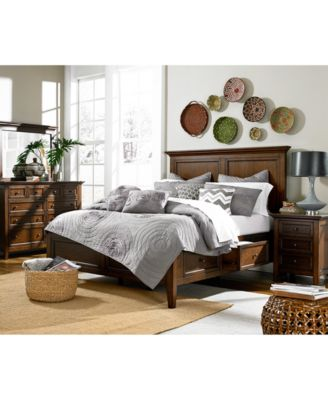 Matteo Storage Bedroom Furniture Collection Furniture Macy S