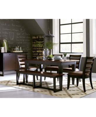 West 4th Dining Table With Leaf