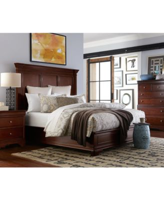Bond Street 3 Piece King Bedroom Set With Dresser