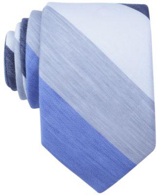 Bar Iii Carnaby Collection Yorkshire Stripe Skinny Tie