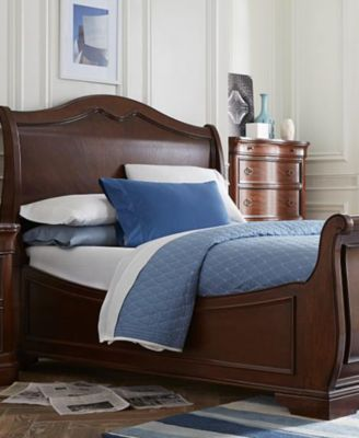 Bordeaux Louis Philippe Style Bedroom Furniture Collection