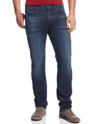 7 For All Mankind Marine Terrace Luxe Performance Slimmy-Slim ...