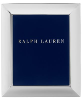 "Ralph Lauren Beckbury 8"" x 10"" Picture Frame"