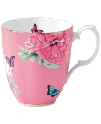 Mirand Kerr for Royal Albert Friendship Vintage Mug (Pink)