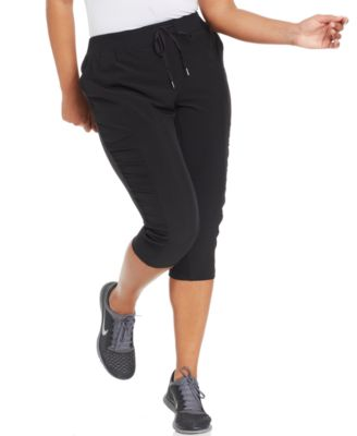 Style&co. Plus Size Pull-On Capri Pants - Pants & Capris - Plus ...