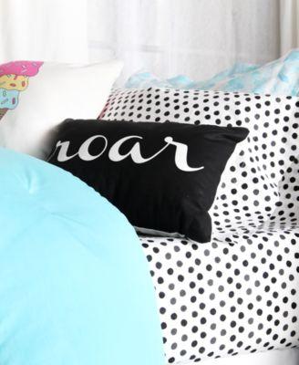 dormify polka dottie twintwin xl fitted sheet set