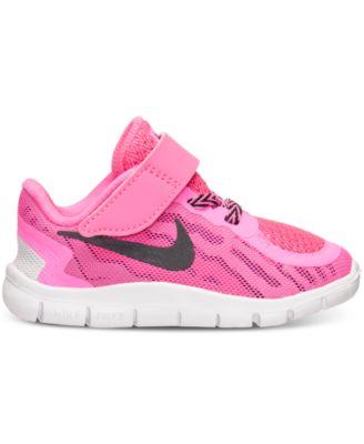Nike Toddler Girls' Free 5.0 Running Sneakers from.