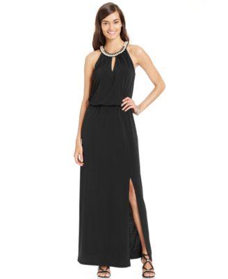 London Times Halter Dresses