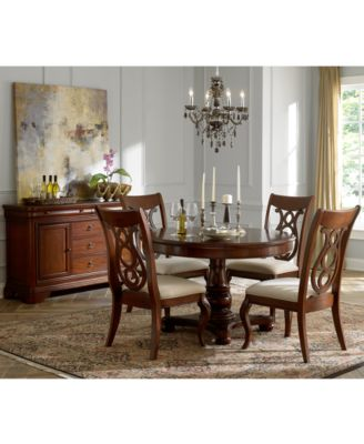 Bordeaux 9-Piece Dining Room Furniture Set - Furniture - Macy\'s