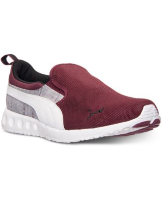 Puma Men's Carson Runner Slip-On Casual Sneakers from Finish Line ...