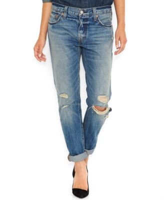 Boyfriend Jeans For Juniors Jeans To