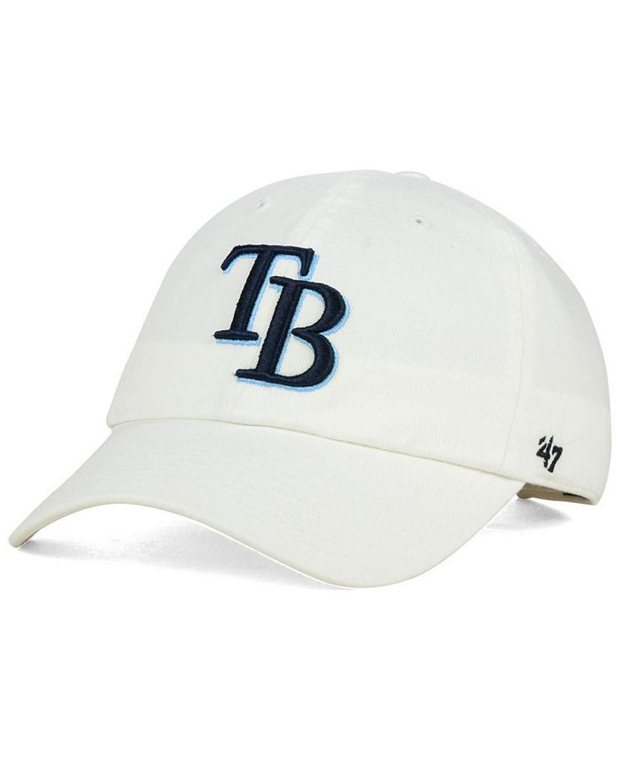 '47 Brand - Tampa Bay Rays Core Clean Up Cap