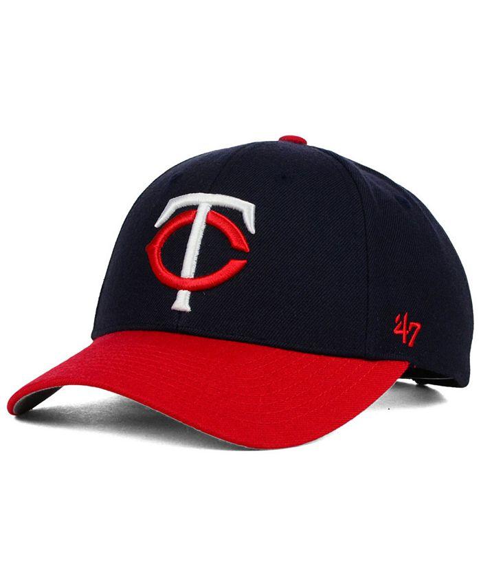 '47 Brand - Minnesota Twins MVP Curved Cap