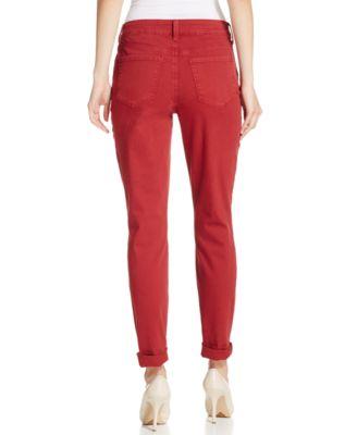 NYDJ Lorena Slim Boyfriend Jeans, Colored Wash - Jeans - Women ...
