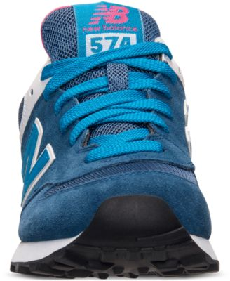 new balance 574 core plus casual sneakers
