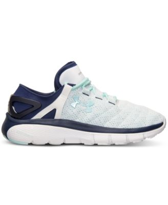 Under Armour Women's SpeedForm Fortis Running Sneakers from Finish ...