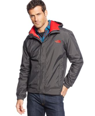 The North Face Resolve Waterproof Rain Jacket - Coats & Jackets ...