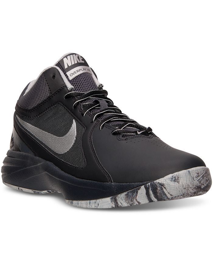 Nike - Men's Overplay 8 Basketball Sneakers from Finish Line