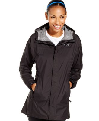 Helly Hansen Freya Hooded All-Weather Jacket - Jackets &amp Blazers