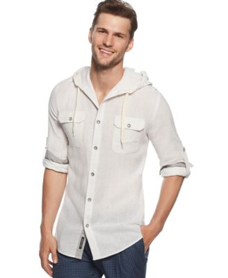 Casual Button Down Shirt With Jeans