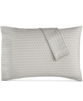 Bar III Sequence Pair of Standard Pillowcases