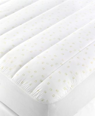 Calvin Klein Logo California King Mattress Pad
