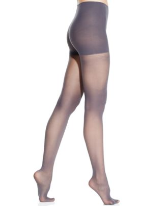 DKNY Comfort Luxe Semi Opaque Control Top Tights