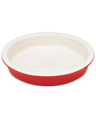 "kate spade new york all in good taste 9"" Round Pie Plate"