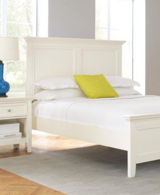 Sanibel 3 Piece Queen Bedroom Set with Dresser. Sanibel 3 Piece Queen Bedroom Set with Dresser   Furniture   Macy s