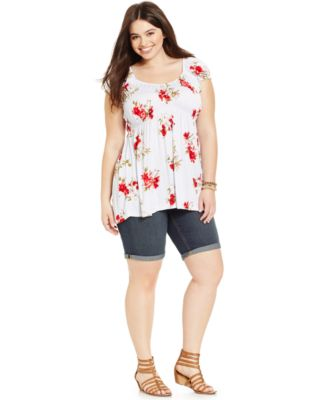 Junior Plus Size Clothing - Plus Size Clothes for Juniors - Macy's ...